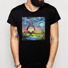 My neighbor totoro, menfashionshirt, #fashion #tshirt, painting