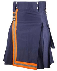 Blues, firemankilt, menkilt, firefighter