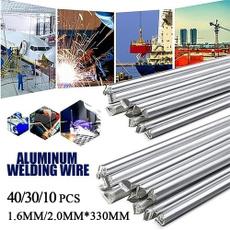 Aluminum, solderingironwelding, connectingrod, sealingrod
