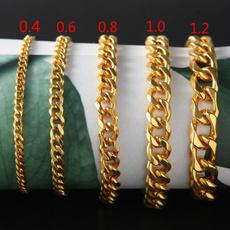 solidbracelet, Jewelry, hiphopbracelet, rockbracelet