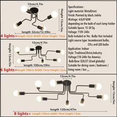Vintage, pendantlight, ceilinglamp, Jewelry