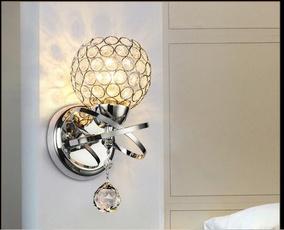 walllight, ledwalllamp, crystalwalllamp, led