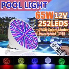underwaterlamp, rgbpoollight, submersiblelight, pool
