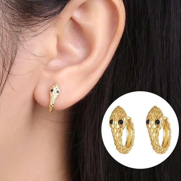 Hoop Earring, Luxury, Jewelry, Gifts