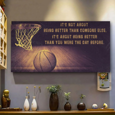 Basketball, Sports & Outdoors, omyg, Posters