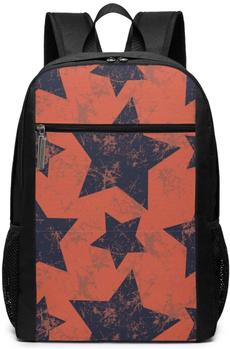 Blues, Star, studentbookbag, rucksack
