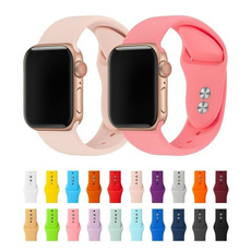 iwatch4band, iwatchstrap38mm, Apple, Silicone