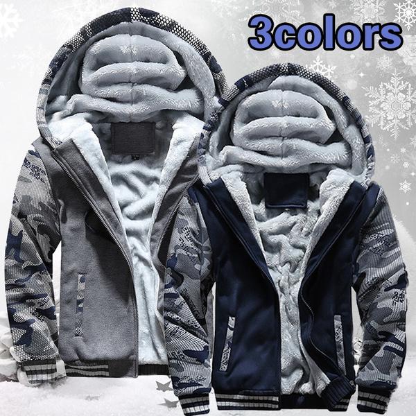 Outdoor, Winter, zipperjacket, Coat