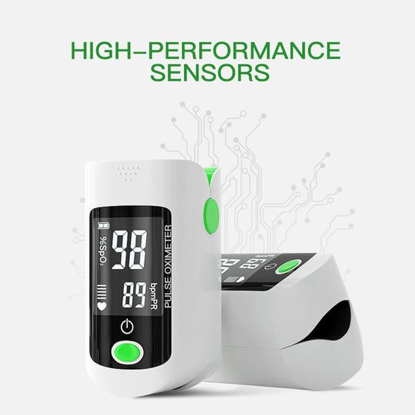 oximeterstoragebox, fingertipoximeter, Monitors, oximetryfinger