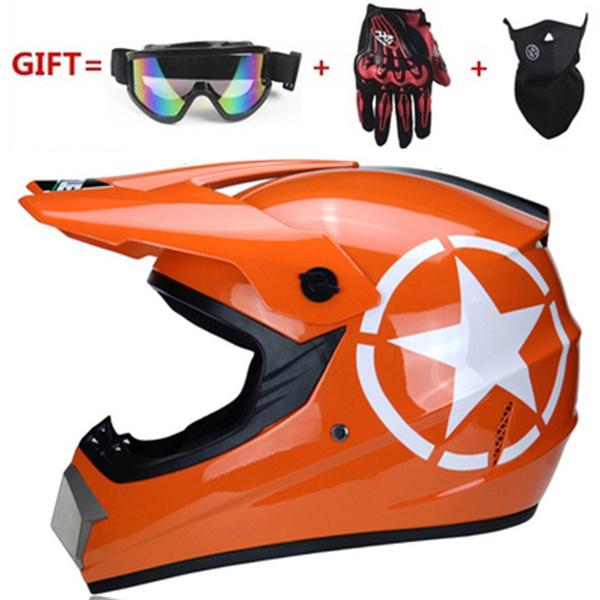 motorcycleaccessorie, Helmet, dirtbikemenfullfacehelmet, motorcycle helmet