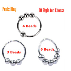 Steel, Jewelry, Bead, Stainless