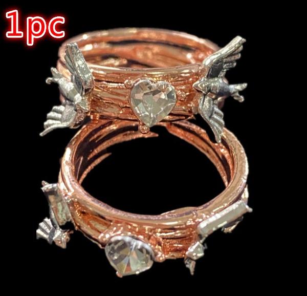 Copper, DIAMOND, Love, Jewelry