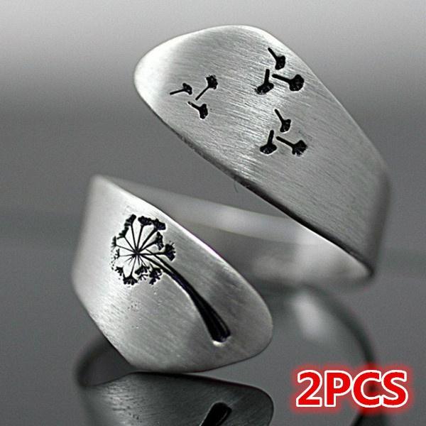Fashion, 925 sterling silver, wedding ring, fashion ring