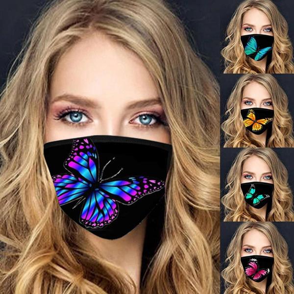 butterfly, washable, Fashion, unisex