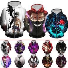 3D hoodies, Fashion, hoodedjacket, unisex