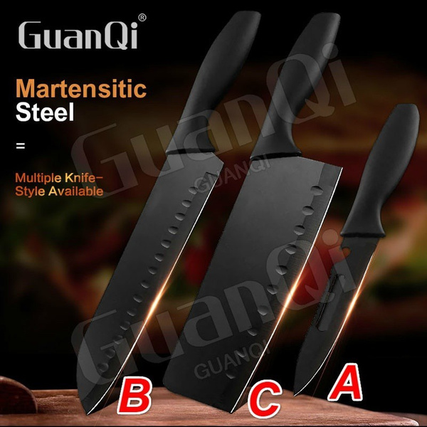 Sushi, damascusknife, fish, Stainless Steel