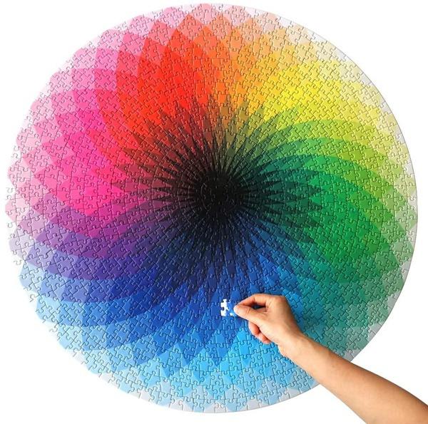 rainbow, Jigsaw Puzzle, Puzzle, Jigsaw