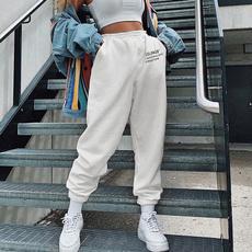 elasticwaistpant, trousers, Waist, Casual pants