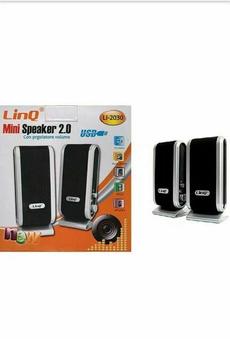 Mini, Speakers, linq