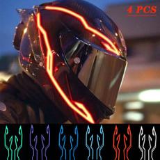 Helmet, led, lights, signal