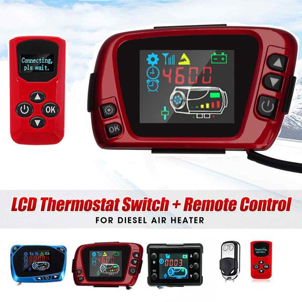 airheater, airdieselheatercontroller, Monitors, airdieselheater