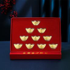 Red, yearoftheoxgift, Gifts, Ornament