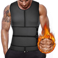 waisttrainervest, Vest, saunasweatsuit, Tank