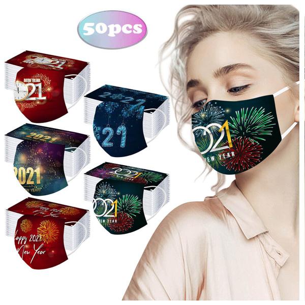 Fashion, coronavirusmask, holidaymask, unisex