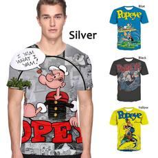 Outdoor, Fashion, Cool T-Shirts, 3dtshirtformen