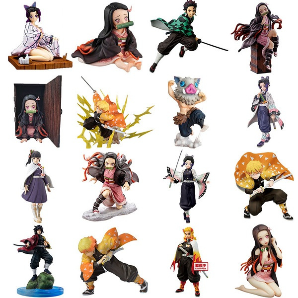 Collectibles, zenitsu, figure, Demon