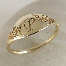 Fashion, wedding ring, Jewelry, flowerring