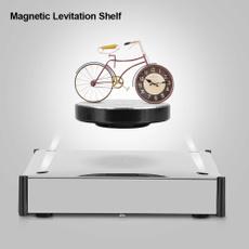 Jewelry, magneticlevitationplatform, Home Decor, rotatingdisplayshelf