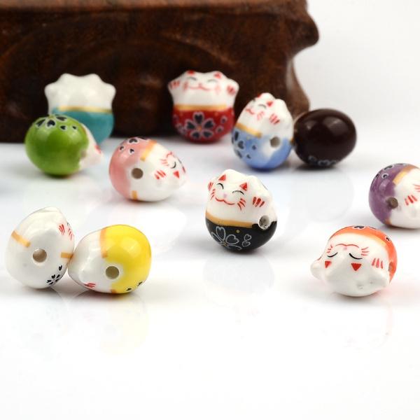 diy, ceramicbead, Jewelry, Gifts