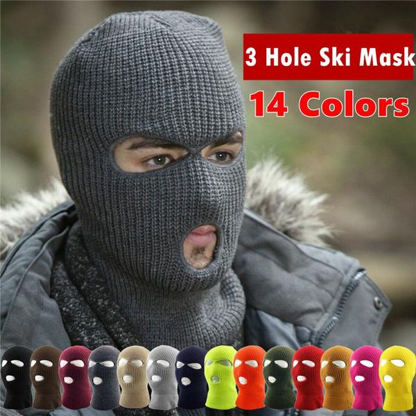 fullfacecover, skimaskformen3hole, Cycling, 3holebalaclava
