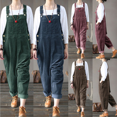 salopettefemme, Plus Size, dungareesforwomen, Long pants
