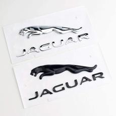 Car Sticker, black, jaguar, Cars