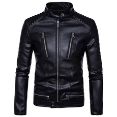 puleatherjacket, Fashion, Winter, motorcyclejacket