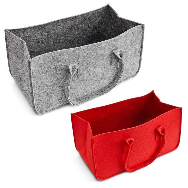 feltbag, Bags, purses, Storage