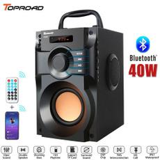 Outdoor, bluetooth40subwoofer, Wooden, bluetooth speaker