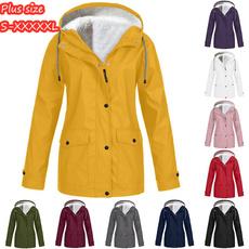 windproofjacket, Outdoor, hooded, Winter