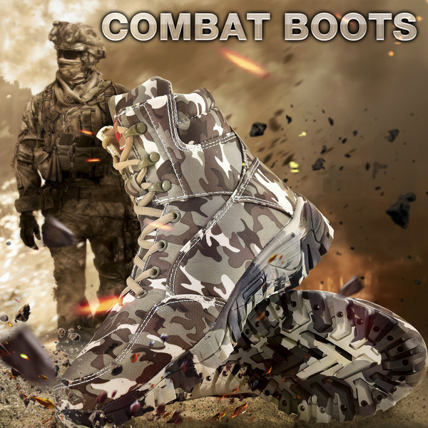 combat boots, Outdoor, Outdoor Sports, Hiking