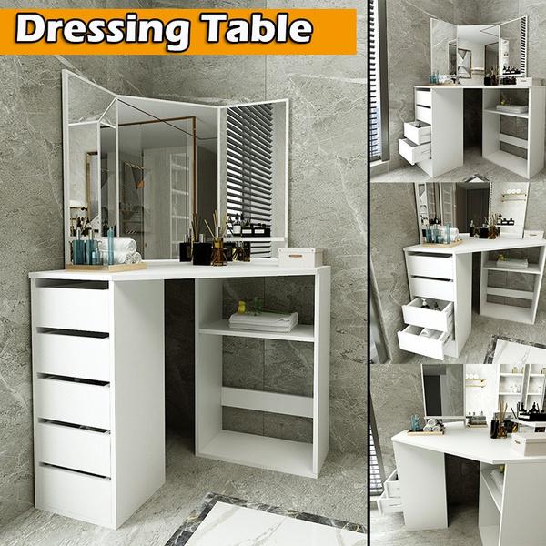vanitydesk, dressingtabledrawer, Cabinets, vanitytable