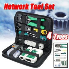 rj45, cablecrimmer, networktracker, networktester