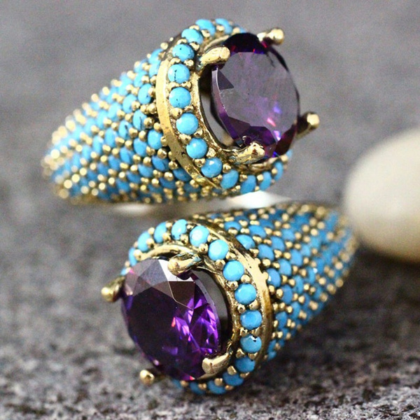 Turquoise, Jewelry, Gifts, gold