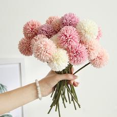 dandelionflower, Decoración de hogar, dandelion, Bouquet