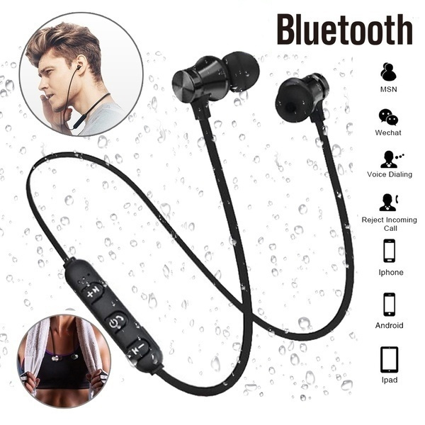 Headphones, Headset, Earphone, Bass
