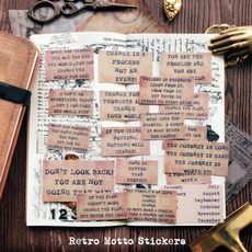 album, planner, Scrapbooking, Vintage