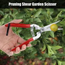 Gardening, pruningshear, pruningscissor, fruitscissor