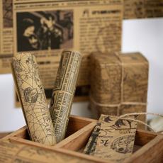 Scrapbooking, scrapbookingsticker, Gifts, Vintage