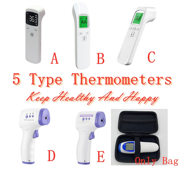 Medical Supplies & Equipment, earthermometer, bodythermometer, foreheadgun